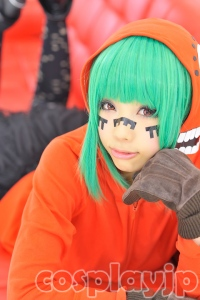[matryoshka] GUMI from Vocaloid Cosplay Photo in Japan
