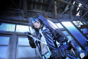 Miku Hatsune from Vocaloid Cosplay Photo (Black Rock Shooter)