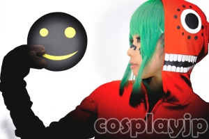 GUMI from Vocaloid Cosplay Photo in Japan