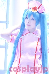 [Love Colored Hospital] Miku Hatsune from Vocaloid Cosplay Photo in Japan