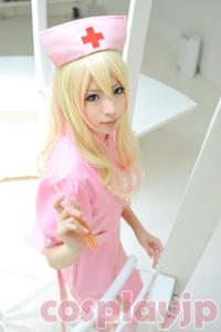 [The Wings of goodbye] Sheryl Nome from Macross Frontier Cosplay Photo in Japan