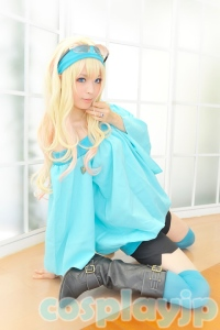 Sheryl Nome from Macross Frontier Cosplay Photo in Japan