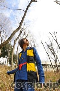 Kitaro from GeGeGe no Kitaro Cosplay Photo in Japan