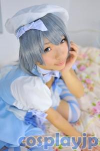 Original maid costume Cosplay Photo in Japan