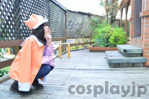 Nadeko from Bakemonogatari  Cosplay Photo in Japan