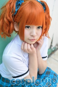 [Rough time School] Yayoi and Makoto from Idolm@ster Cosplay Photo in Japan