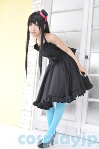 Mio from K-ON Cosplay Photo in Japan