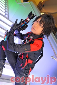 Hiromu from Tokumei Sentai Go-Busters Cosplay Photo in Japan