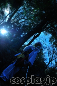 Sesshoumaru from INUYASHA Cosplay Photo in Japan