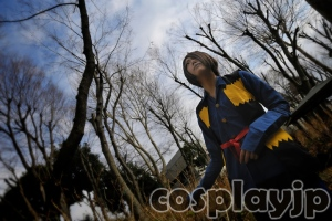 Kitaro from GeGeGe no Kitaro Cosplay Photo in Japan