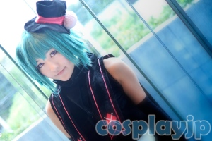 [The False Songstress] Ranka Lee from Macross Frontier The Movie Cosplay Photo in Japan