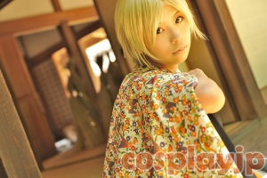 Natsume from Natsume Yuujinchou Cosplay Photo in Japan