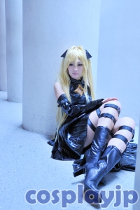 Konjiki no Yami from To LOVE-ru Cosplay Photo in Japan