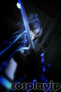 [Black Rock Shooter] Miku Hatsune from Vocaloid Cosplay Photo in Japan