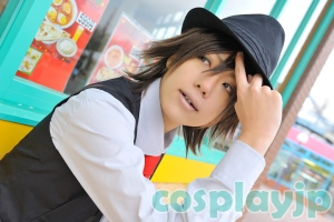 Shotaro from Kamen Rider W Cosplay Photo in Japan