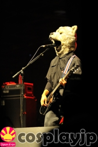 MAN WITH A MISSION Live at Japan Expo 2012 part01