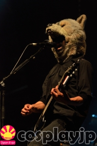MAN WITH A MISSION Live at Japan Expo 2012