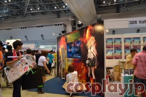 Comic Market 2012 in Summer