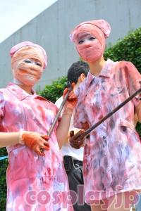 Comic Market 2012 in Summer Cosplay Photo