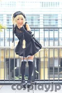 "Ekaterina ""Katja"" Kurae from The Qwaser of Stigmata Cosplay Photo in Japan"