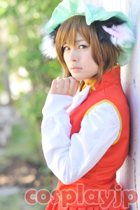 130411:Chen from Touhou Project Cosplay Photo in Japan