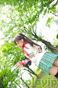 Asuka from Senran Kagura Cosplay Photo in Japan