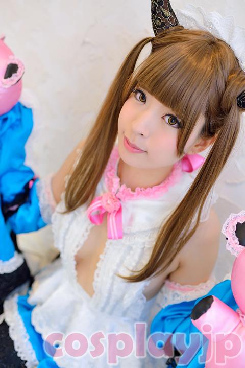 Sidune Rindo from GUNSLINGER STRATOS Cosplay Photo in Japan